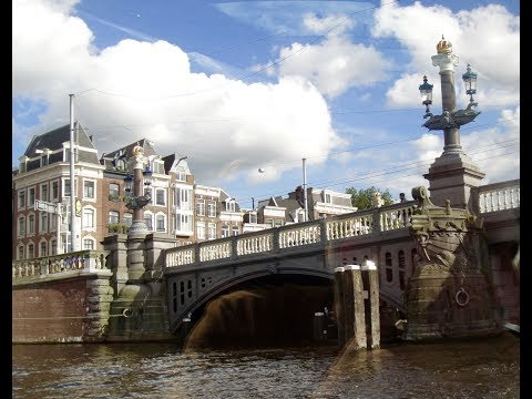 The Amstel River Cruise in Amsterdam, Netherlands