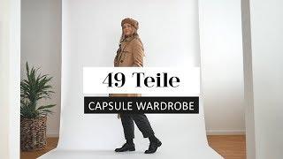 49 Teile - Herbst/Winter Capsule Wardrobe 2019/2020 deutsch | Das weiße Reh