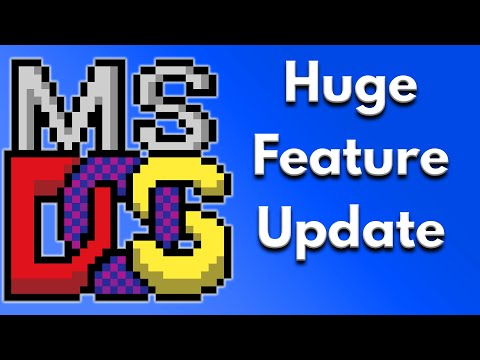 How To Update MS DOS Features And Functions With 4DOS