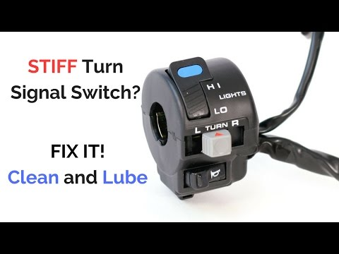 Turn Signal Switch Repair