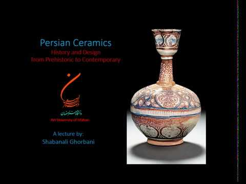 Persian Ceramics and Pottery History and Design