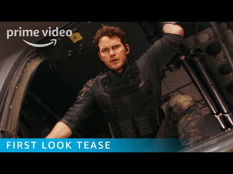 THE TOMORROW WAR | First Look Tease | Prime Video