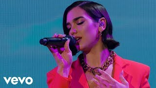Calvin Harris Dua Lipa One Kiss Live on The Graham Norton Show