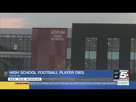 George Spankmeister - Missouri High School Football Player Dies After Practice