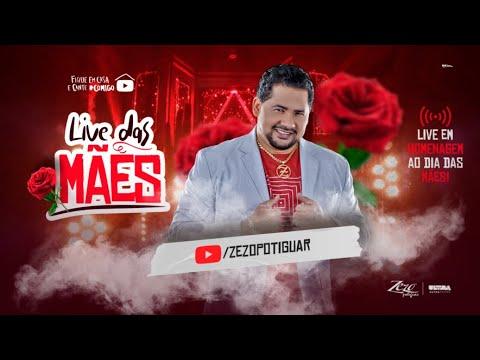 Zezo Potiguar - Live das Mães | #FiqueEmCasa e Cante #Comigo (Live Zezo Potiguar)