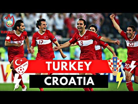 Croatia vs Turkey 1-1 ( 1-3 ) All Goals & highlights ( UEFA Euro 2008 )