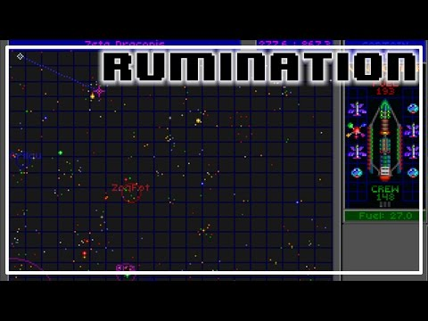 Rumination Analysis on Star Control II: The Ur-Quan Masters