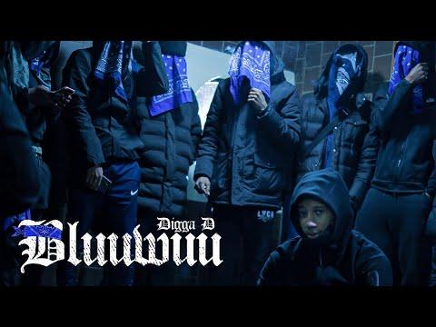 Digga D - Bluuwuu - Digga D TV