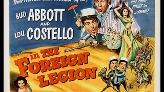 Abbott and Costello - The Foreign Legion (1950)