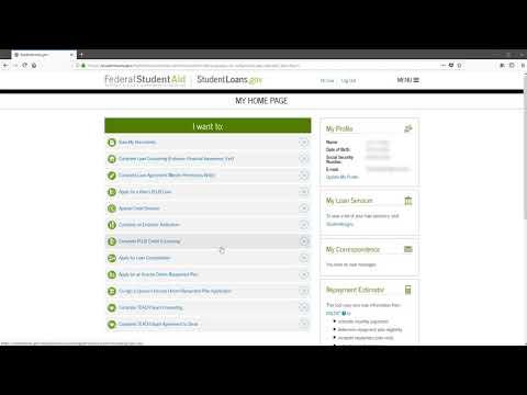 Completing Graduate PLUS Loan Application