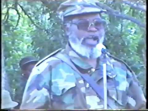 Conscious Sam Nujoma