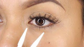 Truco para ojos pequeños o párpados caídos - Juancarlos960