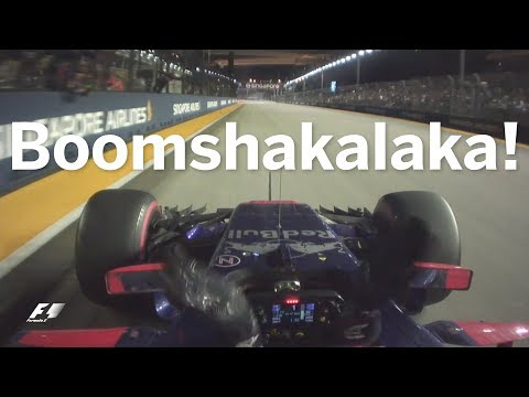 Best Of Team Radio | 2017 Singapore Grand Prix