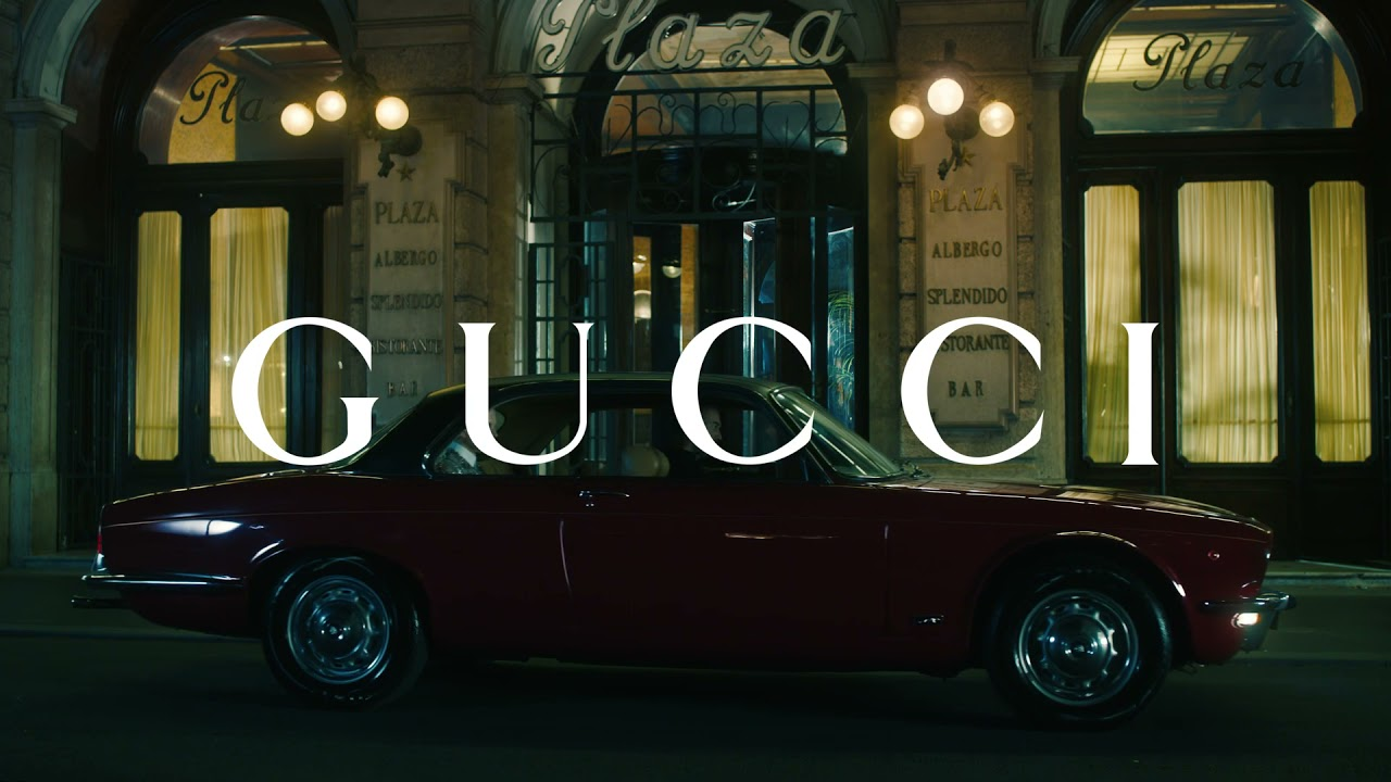 The Gucci Aria Advertising Campaign