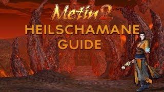 How to: Heilschamane / Skills Status und EQ // Metin2