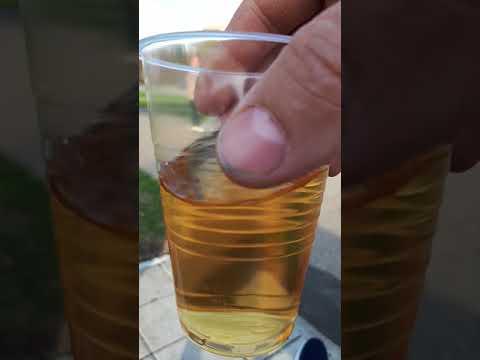 Напитки в черноголовке! Остерегайтесь палаток.