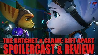 Ratchet & Clank: Rift Apart Spoilercast & Review [GB Podcasts]