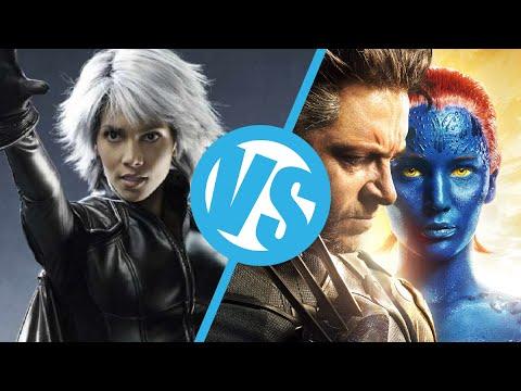 XMen: Days of Future Past VS X2: XMen United : Movie Feuds ep81