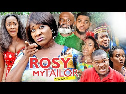 ROSY MY TAILOR 5 (MERCY JOHNSON) - 2017 LATEST NIGERIAN NOLLYWOOD MOVIES