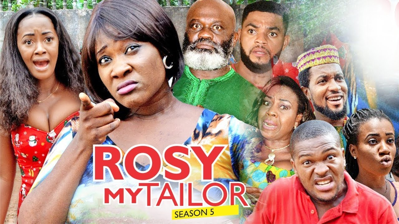 Download ROSY MY TAILOR 5 (MERCY JOHNSON) - 2017 LATEST NIGERIAN NOLLYWOOD MOVIES