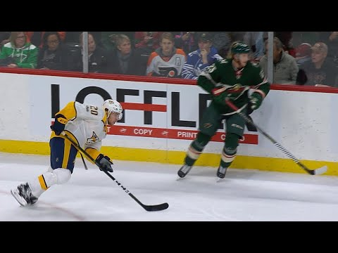 11/16/17 Condensed Game: Predators @ Wild