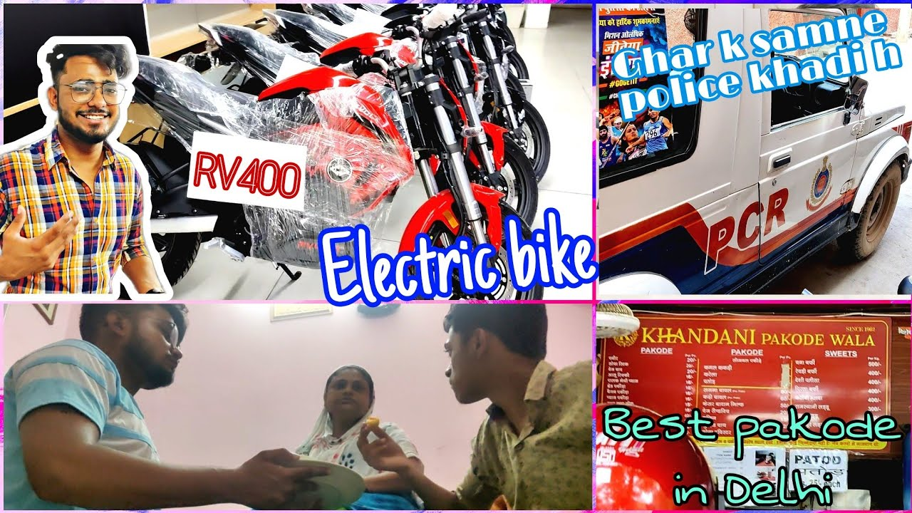 Vlog:Papa k liye lene gye New electric bike or ye hogya😢 / Mummy naraaz hogyi🥺 #30/6