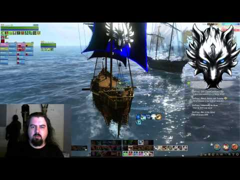 Hunting Ghost Ships 9/20 - ArcheAge - Silver Wolf Company
