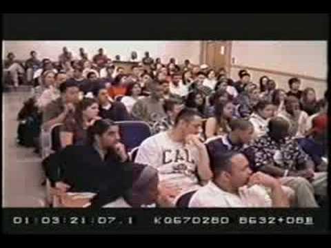 Tupac Class at UC Berkeley