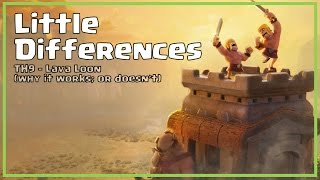 Little Differences -- TH9 -- Lava Loon -- Clash of Clans