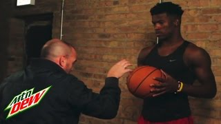 Jimmy Butler: Chicago | Behind the Scenes | Mountain Dew