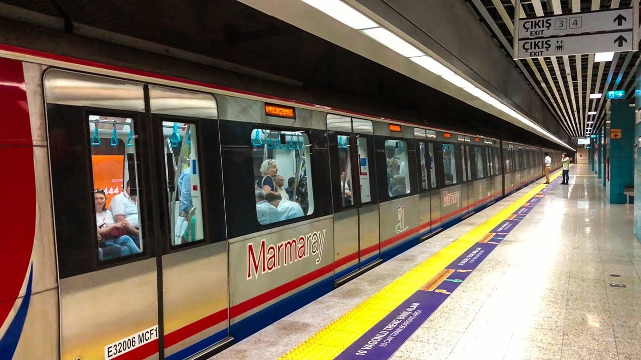 Image result for marmaray istanbul