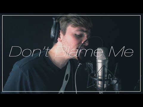 Don't Blame Me - Taylor Swift (Cover) | Derek Anderson