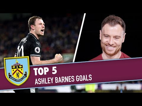 TOP 5 | Ashley Barnes Goals