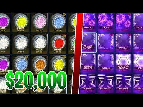 Rocket League Rich Inventory Showcase ($20,000+) Laytxn