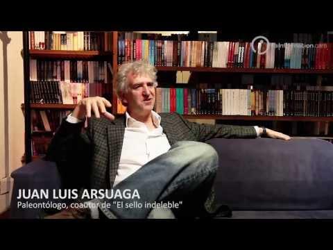 """Juan Luis Arsuaga: """"Los humanos somos unos narizotas"""""""