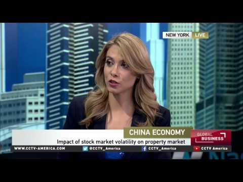 Economic analyst Craig James on China's economy