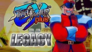 CHEAP ASS BISON - Street Fighter EX+: SF Legacy 2016 (Part 14)