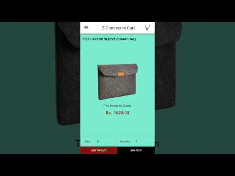 Shoppingcart In Tutorialsee