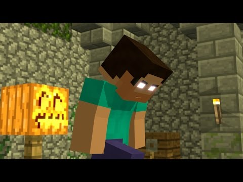 Minecraft mob stories the herobrine video -