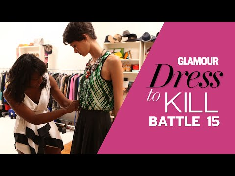 What to Wear on a Third Date - Dress to Kill - Whitney Port Style Competition | Glamour