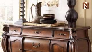 Bourbonnais Sideboard 438-09 By Fairmont Designs