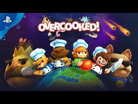 Overcooked | Gameplay Trailer | PS4