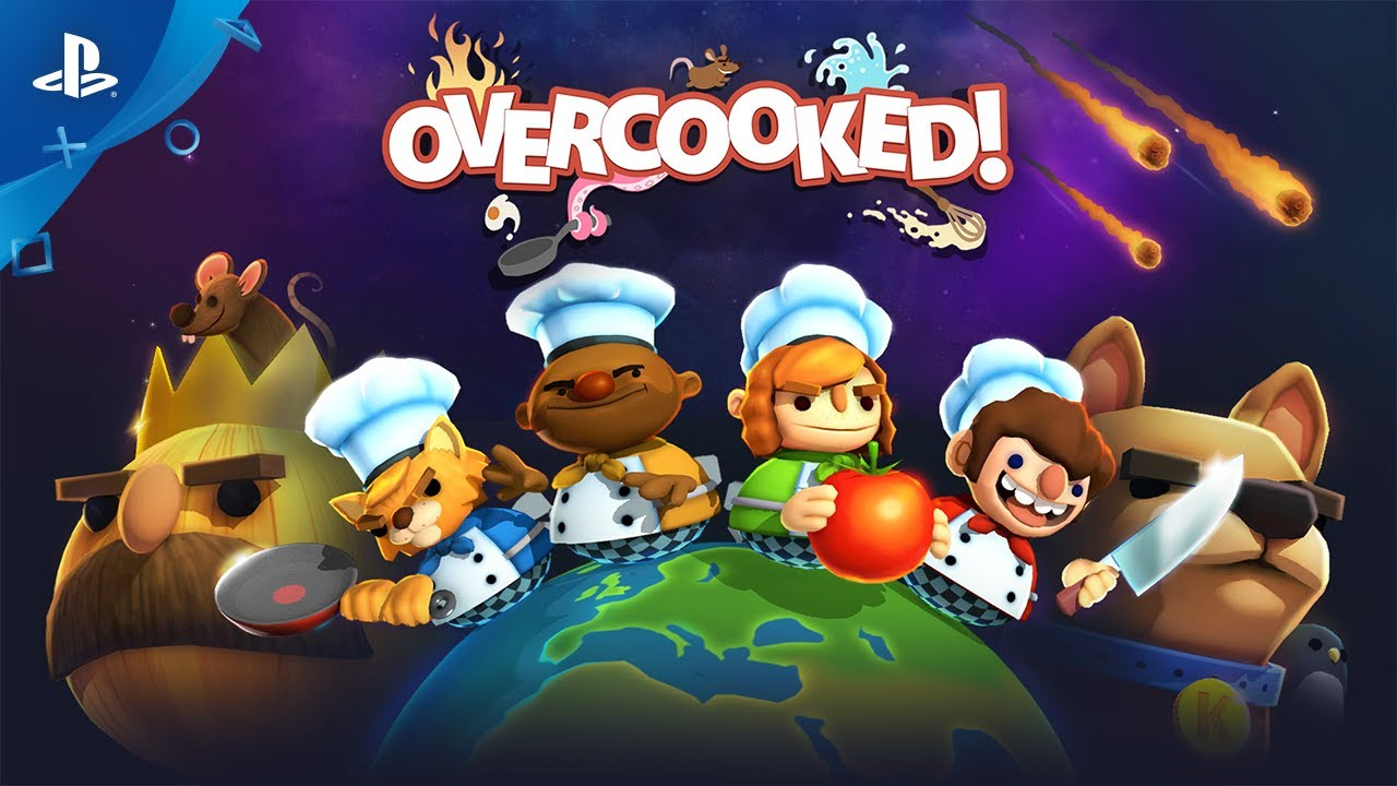 Overcooked on PS4 image