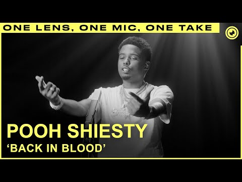Pooh Shiesty – Back In Blood (LIVE ONE TAKE) | THE EYE Sessions