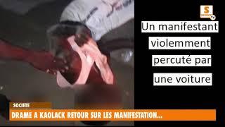 Drame à Kaolack : Ce qui s'est réellement passé dans les émeutes du couvre-feu