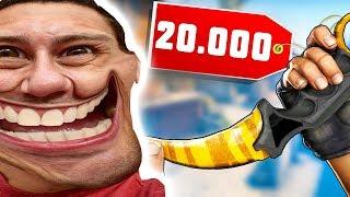 ЗАТРОЛЛИЛ КВАНТУМА И НЕ ОТДАЛ ЕМУ НОЖ ЗА 20.000 РУБЛЕЙ?:) Я ОБМАНУЛ ДРУГА??? - ОТКРЫТИЕ КЕЙСОВ КСГО