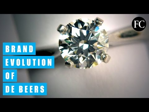 Diamonds Are A Brand's Best Friend: The Evolution Of De Beers