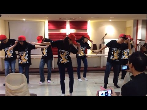 """Put Your Hands Up"" - Planetshakers (Dance Cover) - Live Performance"
