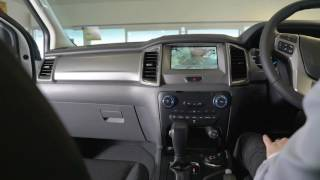 Ford Everest Tour