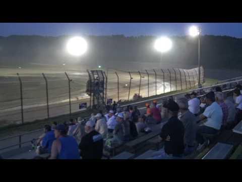 Brushcreek Motorsports Complex | 6.10.17 | Open Wheel Modifieds | Heat 2